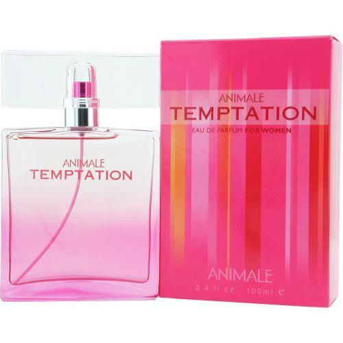 Animale Temptation By Animale Parfums Eau De Parfum Spray 3.3 Oz