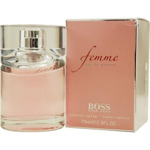 Boss Femme By Hugo Boss Eau De Parfum Spray 2.5 Oz
