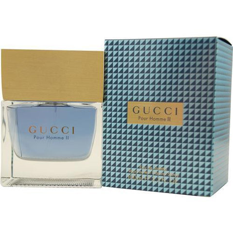 Gucci Pour Homme Ii By Gucci Edt Spray 3.3 Oz