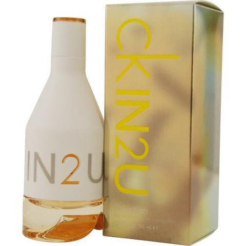 Ck In2u By Calvin Klein Edt Spray 1.7 Oz