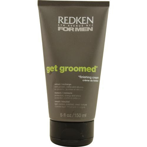 Mens Get Groomed Finishing Cream 5 Oz