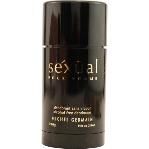 Sexual By Michel Germain Deodorant Stick Alcohol Free 2.8 Oz