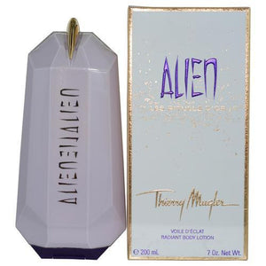Alien By Thierry Mugler Radiant Body Lotion 7 Oz