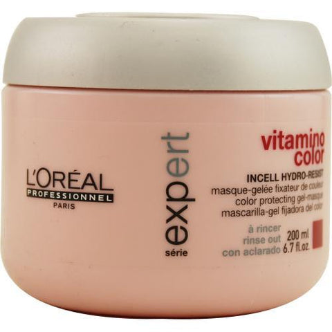 Serie Expert Vitamino Color Gel Masque 6.7 Oz