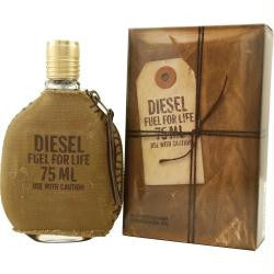 Diesel Fuel For Life By Diesel Edt Spray 1.7 Oz freeshipping - 123fragrance.net