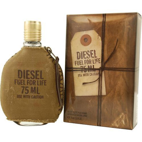 Diesel Fuel For Life By Diesel Edt Spray 2.5 Oz freeshipping - 123fragrance.net