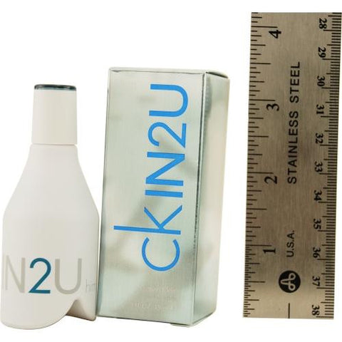 Ck In2u By Calvin Klein Edt .5 Oz Mini