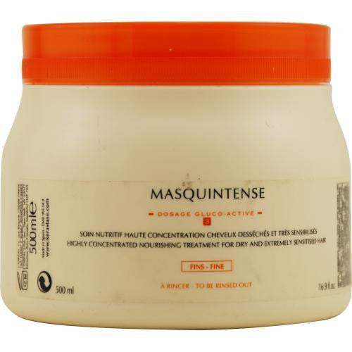 Nutritive Masquintense Nourishing Treatment For Fine Hair 16.9 Oz
