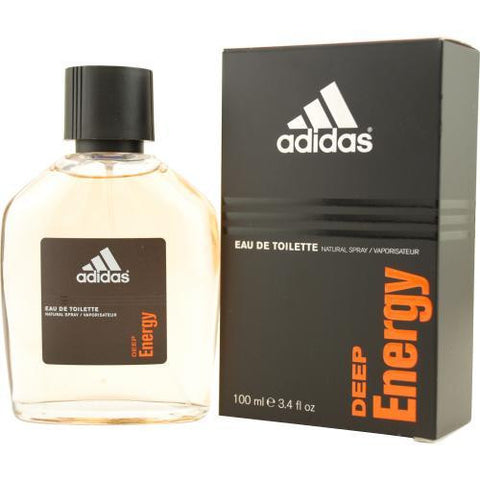 Adidas Deep Energy By Adidas Edt Spray 3.4 Oz