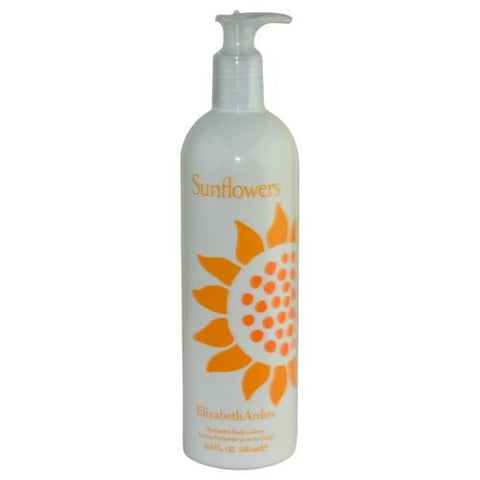 Sunflowers By Elizabeth Arden Body Lotion 16.8 Oz freeshipping - 123fragrance.net