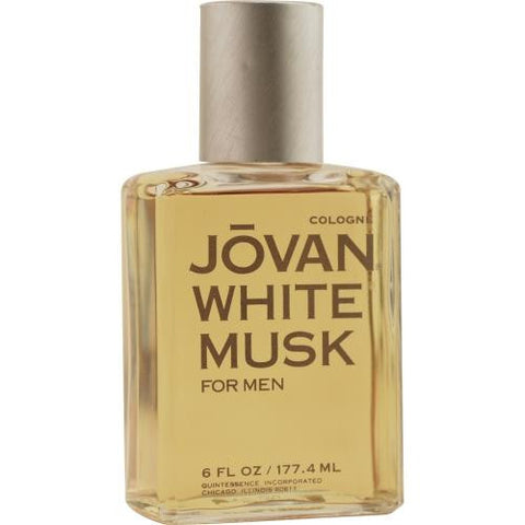 Jovan White Musk By Jovan Cologne 6 Oz (unboxed)