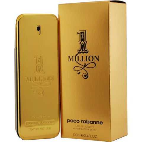 Paco Rabanne 1 Million By Paco Rabanne Edt Spray 3.4 Oz