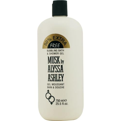 Alyssa Ashley Musk By Alyssa Ashley Shower Gel 25.5 Oz