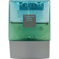Chrome By Azzaro All Over Shampoo 2.6 Oz