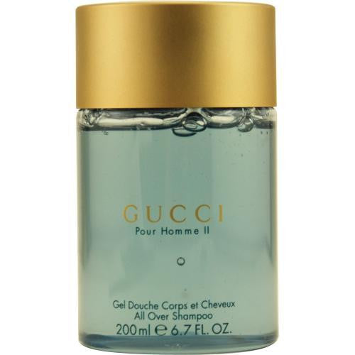 Gucci Pour Homme Ii By Gucci All Over Shampoo 6.8 Oz