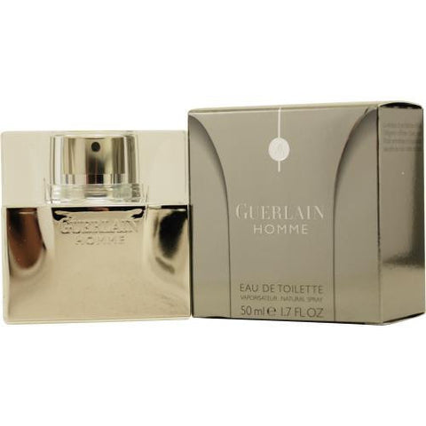 Guerlain Homme By Guerlain Edt Spray 1.6 Oz