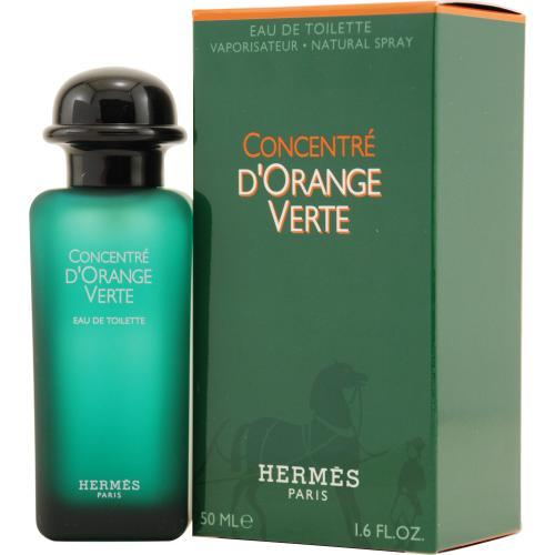 Hermes D'orange Vert Concentre By Hermes Edt Spray 1.6 Oz