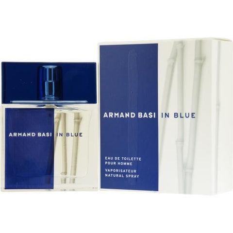 Armand Basi In Blue By Armand Basi Edt Spray 3.4 Oz freeshipping - 123fragrance.net