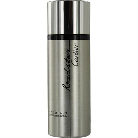 Roadster By Cartier Deodorant Spray 5 Oz
