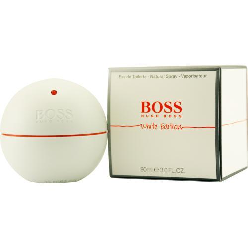 Boss In Motion White By Hugo Boss Edt Spray 3 Oz