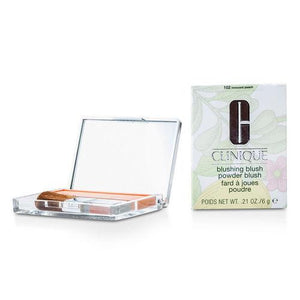 Clinique Blushing Blush Powder Blush - # 102 Innocent Peach --6g-0.21oz By Clinique