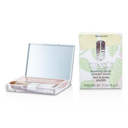 Clinique Blushing Blush Powder Blush - # 120 Bashful Blush --6g-0.21oz By Clinique freeshipping - 123fragrance.net