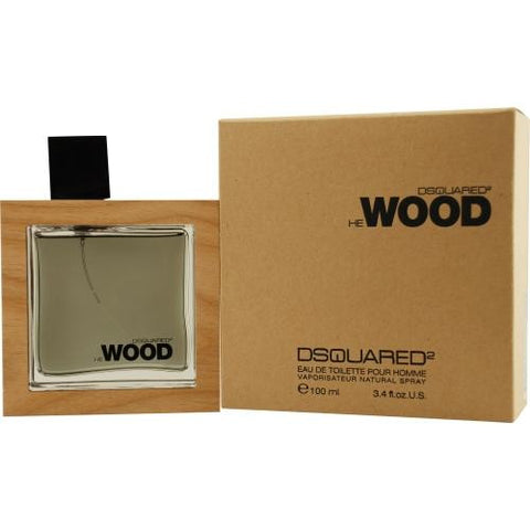 He Wood By Dsquared2 Edt Spray 3.4 Oz freeshipping - 123fragrance.net