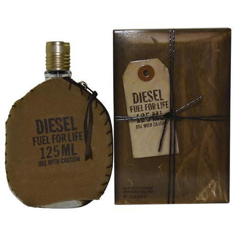 Diesel Fuel For Life By Diesel Edt Spray 4.2 Oz freeshipping - 123fragrance.net