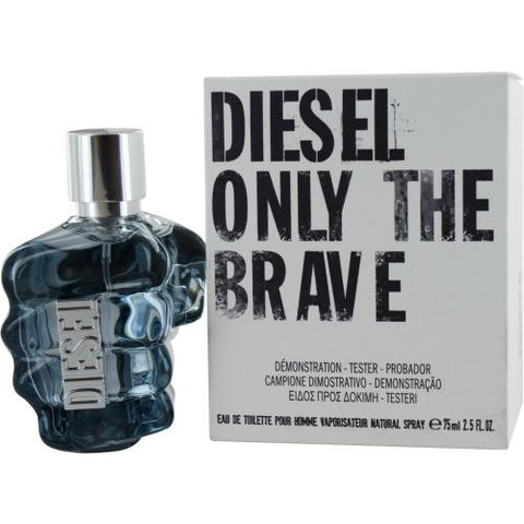 Diesel Only The Brave By Diesel Edt Spray 2.5 Oz *tester freeshipping - 123fragrance.net