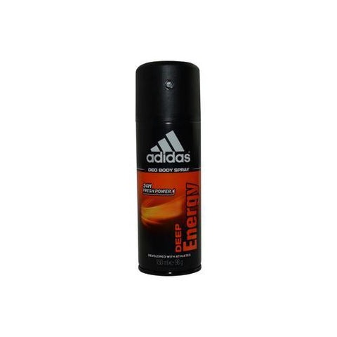 Adidas Deep Energy By Adidas Deodorant Body Spray 5 Oz (developed With Athletes) freeshipping - 123fragrance.net