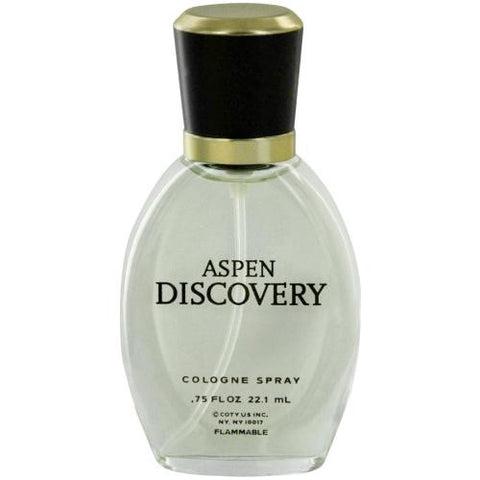 Aspen Discovery By Coty Cologne Spray .75 Oz (unboxed) freeshipping - 123fragrance.net