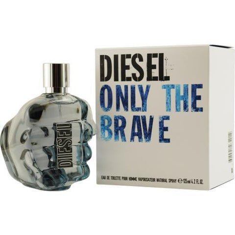 Diesel Only The Brave By Diesel Edt Spray 4.2 Oz freeshipping - 123fragrance.net