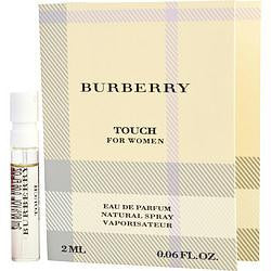 Burberry Touch By Burberry Eau De Parfum Spray Vial On Card freeshipping - 123fragrance.net