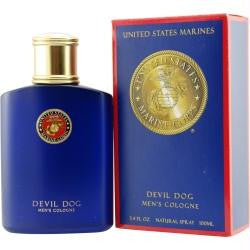 Us Marines Corps By Parfumologie Devil Dog Cologne Spray 3.4 Oz