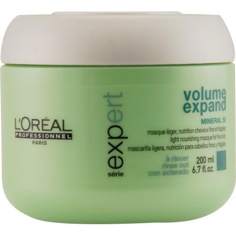 Serie Expert Volume Expand Masque For Fine Hair 6.7 Oz