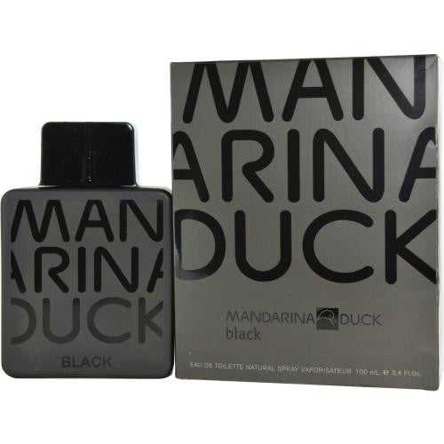 Mandarina Duck Black By Mandarina Duck Edt Spray 3.4 Oz