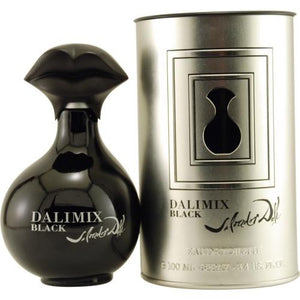 Dalimix Black By Salvador Dali Edt Spray 3.4 Oz