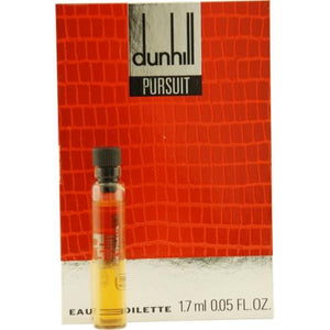 Dunhill Pursuit By Alfred Dunhill Edt Vial On Card