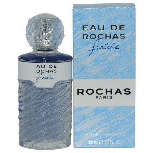 Eau De Rochas Fraiche By Rochas Edt Spray 3.3 Oz freeshipping - 123fragrance.net