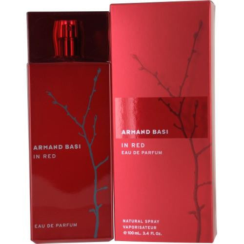 Armand Basi In Red By Armand Basi Eau De Parfum Spray 3.4 Oz