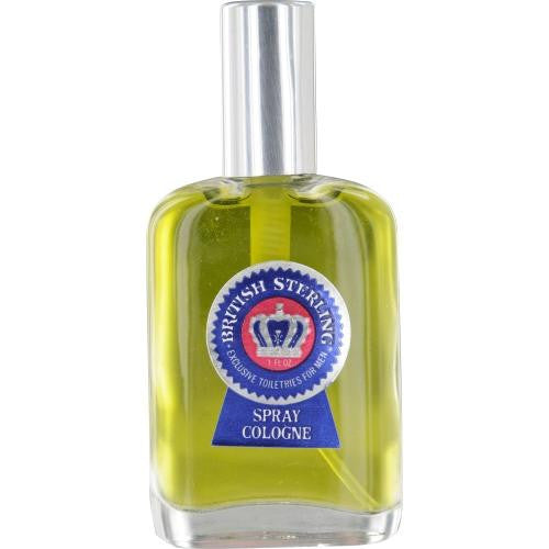 British Sterling By Dana Cologne Spray 1 Oz (unboxed)