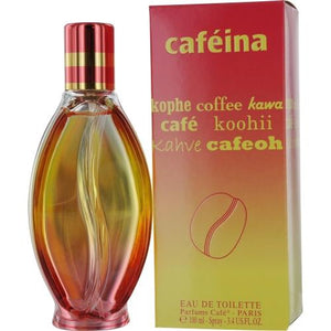Cafe Cafeina By Cofinluxe Edt Spray 3.4 Oz