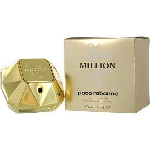 Paco Rabanne Lady Million By Paco Rabanne Eau De Parfum Spray 1.7 Oz
