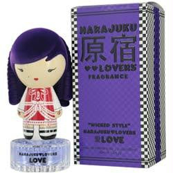 Harajuku Lovers Wicked Style Love By Gwen Stefani Edt Spray 1 Oz