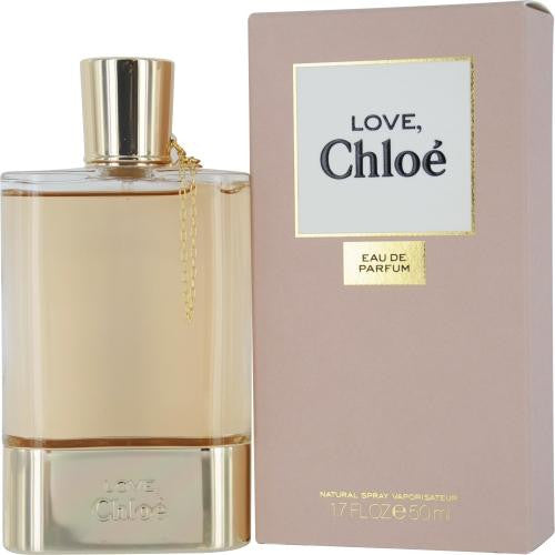 Chloe Love By Chloe Eau De Parfum Spray 1.7 Oz freeshipping - 123fragrance.net