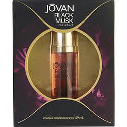 Jovan Black Musk By Jovan Cologne Concentrate Spray 2 Oz