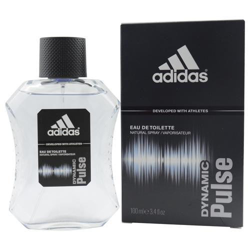 Adidas Dynamic Pulse By Adidas Edt Spray 3.4 Oz (developed With Athletes) freeshipping - 123fragrance.net
