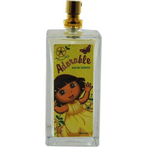 Dora The Explorer By Compagne Europeene Parfums Adorable Edt Spray 3.4 Oz *tester
