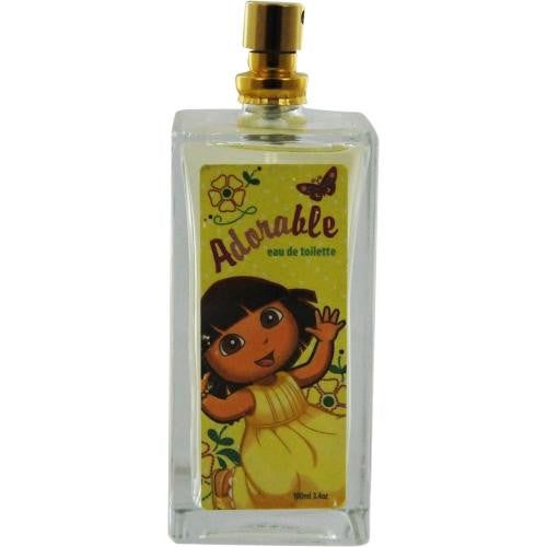 Dora The Explorer By Compagne Europeene Parfums Adorable Edt Spray 3.4 Oz *tester freeshipping - 123fragrance.net