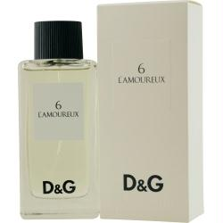 D & G 6 L'amoureux By Dolce & Gabbana Edt Spray Vial